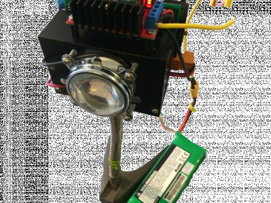 DIY Power LEDS